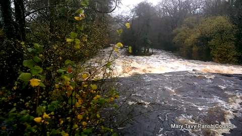 The River Tavy